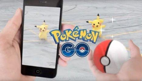 Pokemon GO, una herramienta de Marketing para el sector de retail por 1$ la hora   Digital Marketing & Social Media (spanish)   Scoop.it