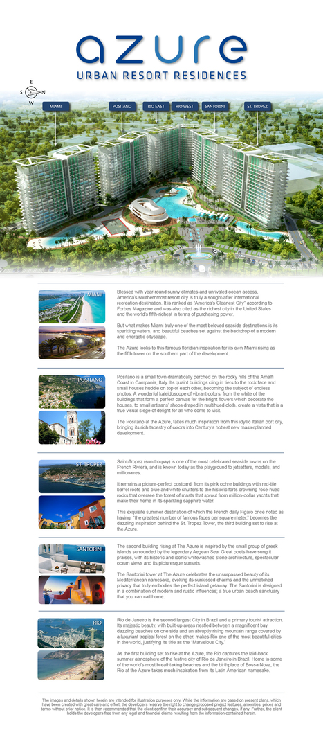 Azure Urban Resort Residences | One of the Secret of Life is to Make Steeping Stones out of Stumble Blocks | Scoop.it