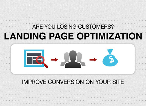How To Crate A Website Landing Page That Converts ?   Web Development And Hosting   Scoop.it