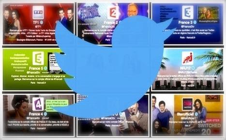 Comment les marques médias utilisent la cover Twitter... Ou pas ! | Jerome DEISS | Scoop.it