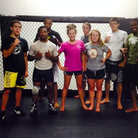 Top Flight MMA Review: MMA Training For Women | Top Flight Mixed Martial Arts Academy | MMA | Scoop.it