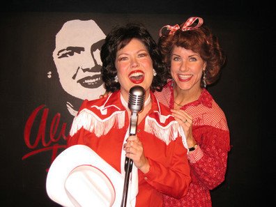 'Always, Patsy Cline' delivers run-away hit after hit from Cline's songbook - examiner.com | OffStage | Scoop.it