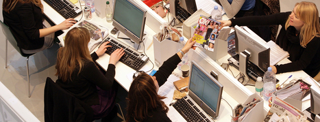 How to stay productive when you work in an open office | Splaces of work | Scoop.it