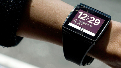 Qualcomm's Toq: The Wrong Smartwatch With the Right Parts - Businessweek | Wearable technology | Scoop.it