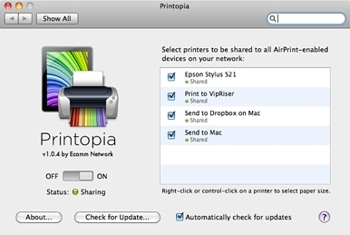 How to print from an iPad -Macworld   iPads and Tablets in Education   Scoop.it