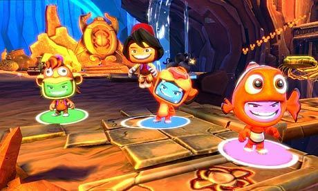 Disney Universe [Review] | Transmedia: Storytelling for the Digital Age | Scoop.it
