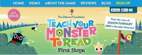 Teach Your Monster to Read | Digital tools for education | Scoop.it