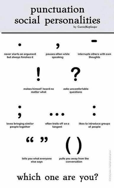 PUNCTUATION is FUN ! | ELT resources designed for building EFL-ESL lessons & courses | Scoop.it