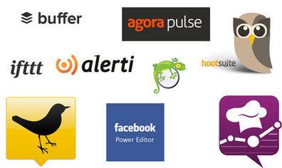 Les 10 outils qui simplifient la vie du communi... | Techno@pédagogie | Scoop.it