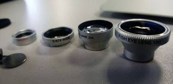 Test objectifs Fish-Eye, Grand-angle, Macro et zoom | Phonographie | Scoop.it