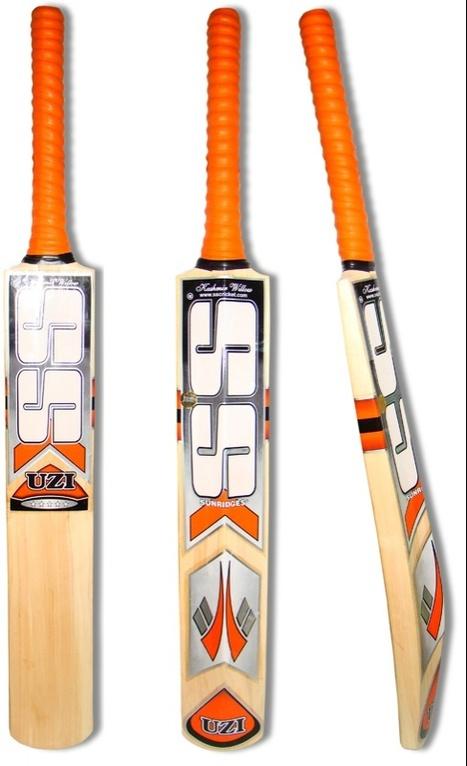 SS UZI KASHMIR WILLOW CRICKET BAT (SHORT HANDLE) PRICE: RS.1269 - Fitness Equipment Pro | Cricket Bats | Scoop.it
