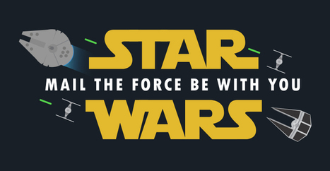 Star Wars - VII citations pour devenir Jedi de l'emailing | Entrepreneurs du Web | Scoop.it