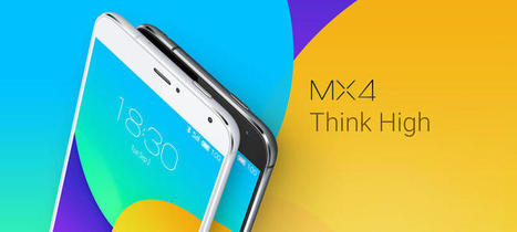 La china Meizu lanza el mejor teléfono del mercado por 220 euros - Noticias de Tecnología | Aprendiendo con las TIC TAC | Scoop.it