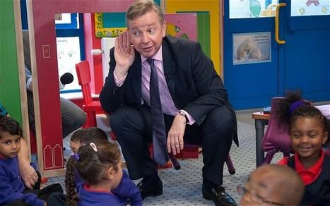 More children must go into care, says education secretary Michael Gove | Restore America | Scoop.it