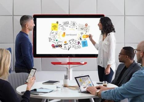 Google plans to sell its own Microsoft Surface Hub alternative for   under $6,000 next year | ZDNet | Digital Culture | Scoop.it