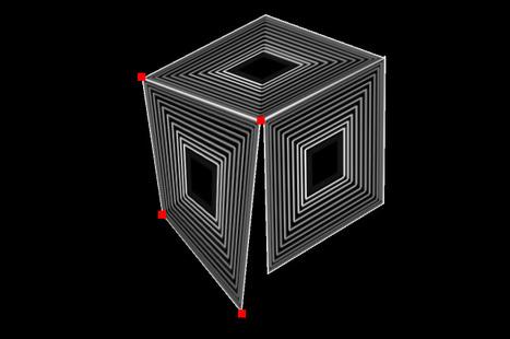 Marcin Ignac : Projection mapping in 3d | Développement de jeux vidéos | simulateurs | Scoop.it