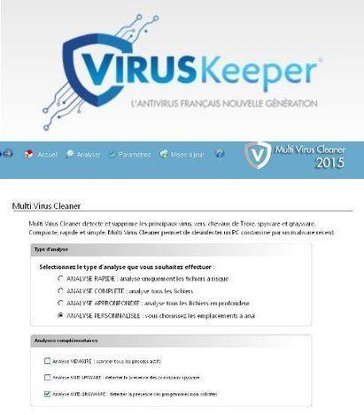 Multi Virus Cleaner Fr 2015 Logiciel professionnel gratuit de désinfection antivirus et antispywares | Logiciel Gratuit Licence Gratuite | Scoop.it