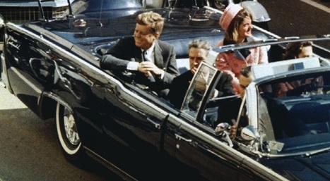 Assassinat de JFK: l'introuvable «piste française» | Slate | Que s'est il passé en 1963 ? | Scoop.it