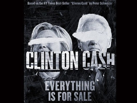 Free Global Broadcast of 'Clinton Cash' Documentary Online at Breitbart.com - Breitbart | Criminal Justice in America | Scoop.it