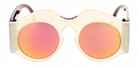 Découvrez les lunettes de soleil tendances en 2013 ! | Mode Trends | Scoop.it
