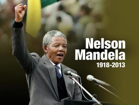 Farewell To Nelson Mandela | Youngzine | Education Matters - (tech and non-tech) | Scoop.it
