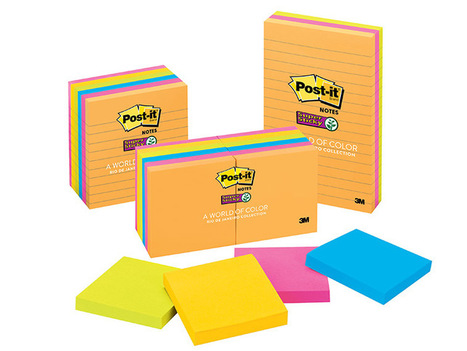 Using Post-it® Super Sticky Notes To Promote Critical Thinking | Serious Play | Scoop.it