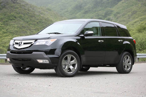 acura mdx | high definition cars wallpapers | Scoop.it