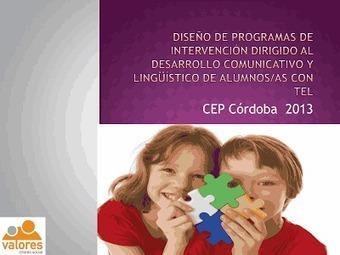 Programas de Intervención para alumnos/as con Trastorno Específico del Lenguaje (TEL) | #TuitOrienta | Scoop.it