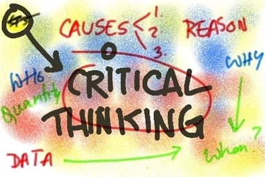 What Is Critical Thinking? | cyberscratchpad | Scoop.it