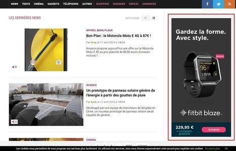 Le Content Marketing : la meilleure réponse à l'AdBlocking | Valérie's Diary : Social Media, Community Management, Webmarketing | Scoop.it