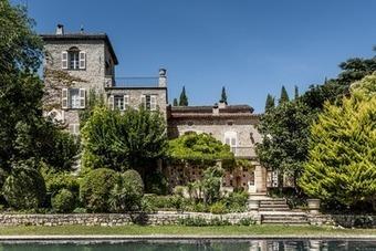 Cycle de conférences - Dior : le Château de la Colle Noire ou la Renaissance d'un lieu de mémoire inspirant. | Perles d'Histoire | Scoop.it