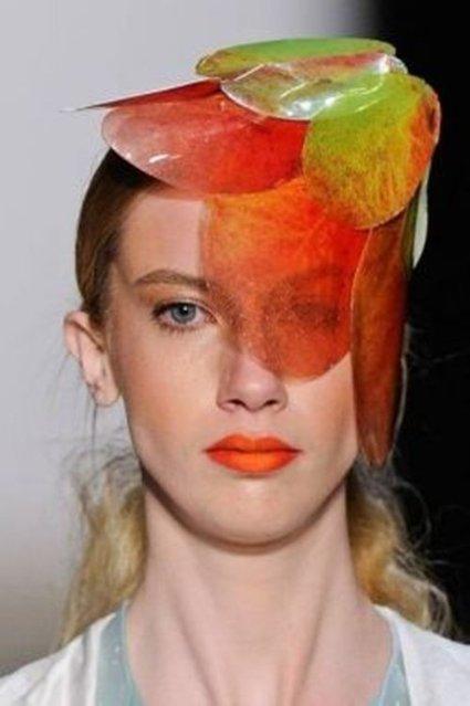 Tendências cabelo e maquiagem Verão 2012 – Fashion | Voz da ... | modanamodaem2012 | Scoop.it