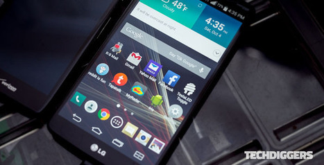 How To Customize the LG G3's On-Screen Buttons - Tech Diggers | Technology News and Reviews | Scoop.it