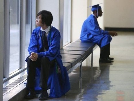 Can Oregon dent its high school dropout epidemic? | high school dropout | Scoop.it