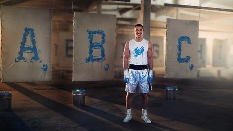 Klitschko vs. Illiteracy | campagne digital | Scoop.it