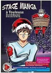 Stage de Manga de Noel à Toulouse:22 et 23 décembre!   Cours de manga à Toulouse   Scoop.it