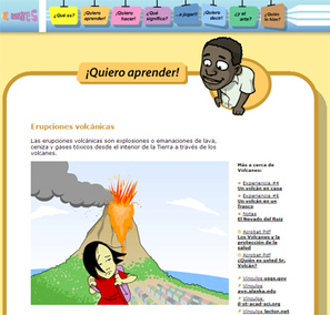 TIC para el estudio de la vulcanología y sismología | Educación en Castilla-La Mancha | Scoop.it
