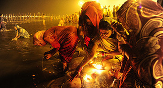 What Urban Planners Can Learn From a Hindu Religious Festival | Ancient Cities scoop.it | Scoop.it