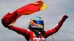 F1: Fernando Alonso gana el Gran Premio de España | EnDeportes | Motor | Scoop.it