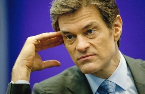 A second opinion on Dr. Oz's advice: 10 of the good doctor's tips debunked - Ottawa Citizen | Diabetes Counselling Online | Scoop.it