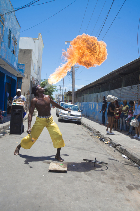 Where Caribbean Carnivals And Contemporary Performance Art Meet - Huffington Post | Performance Art Is Live | Scoop.it