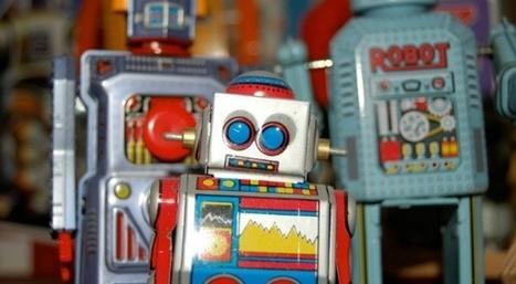 Les robots ne détruisent pas nos emplois, ils stimulent notre économie | Slate | Robolution Capital | Scoop.it