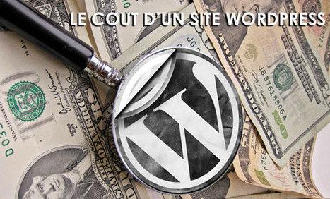 Combien coûte un site WordPress ? | Référencement internet | Scoop.it