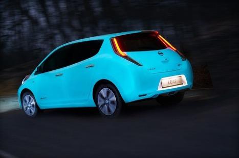 La voiture autonome de Nissan sur les routes japonaises | Tous les capteurs | Scoop.it