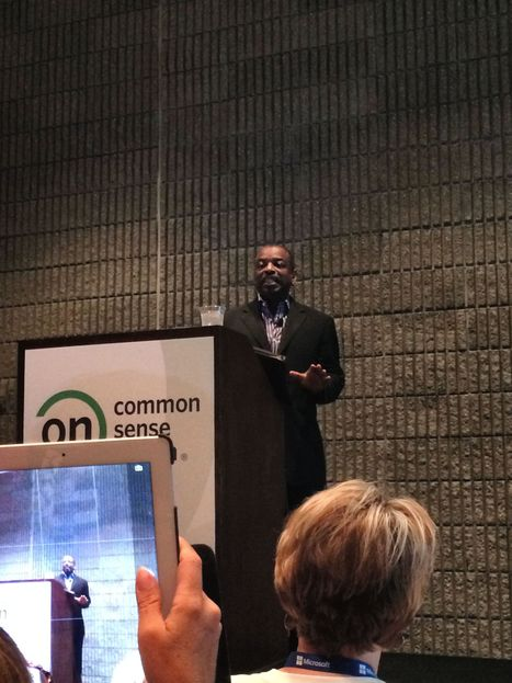 4 crucial education points LeVar Burton made at ISTE | EDUCACIÓN Y SUS DIRECTRICES DIGITALES | Scoop.it
