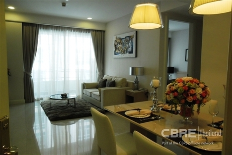 Q Langsuan - Bangkok Condo for Rent   Apartment & house rentals or leases   Bangkok Condo Rentals   Scoop.it