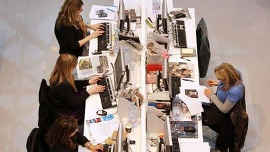 Pleasures and perils of open-plan offices   Time and Motion   Scoop.it