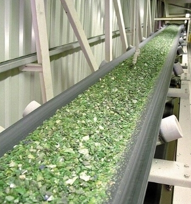 European Pioneers Energy Efficient Glass Recycling Solution | Green Energy Technologies & Development | Scoop.it