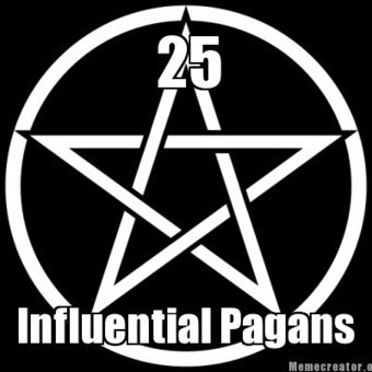 25 Most Influential People in the Birth of Modern Paganism (American Wing) - Patheos (blog) | Witchcraft | Scoop.it