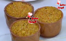 وصفة طاجن فريك بالكبد والأوانص من برنامج على قد الايد لـ الشيف نجلاء الشرشابي (حلقات رمضان 2015) ~ مطبخ أتوسه على قد الايد | مطبخ أتوسه | Scoop.it
